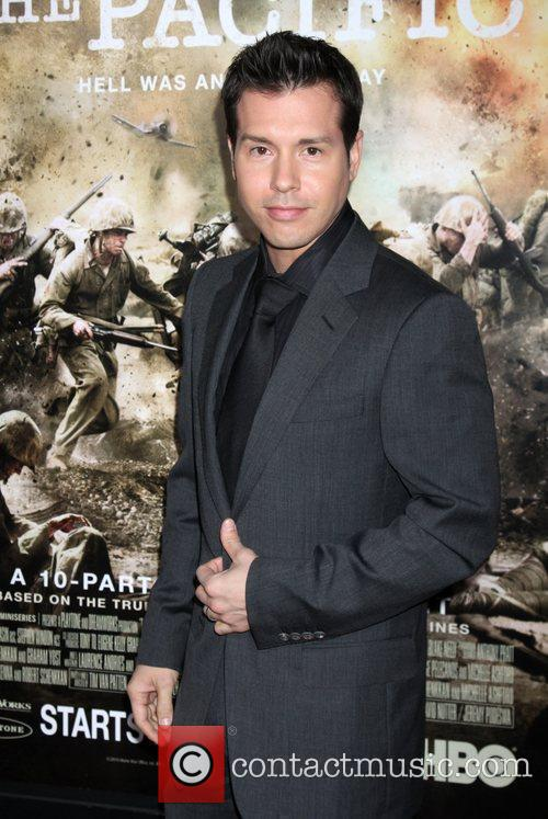 Jon Seda and Hbo 3