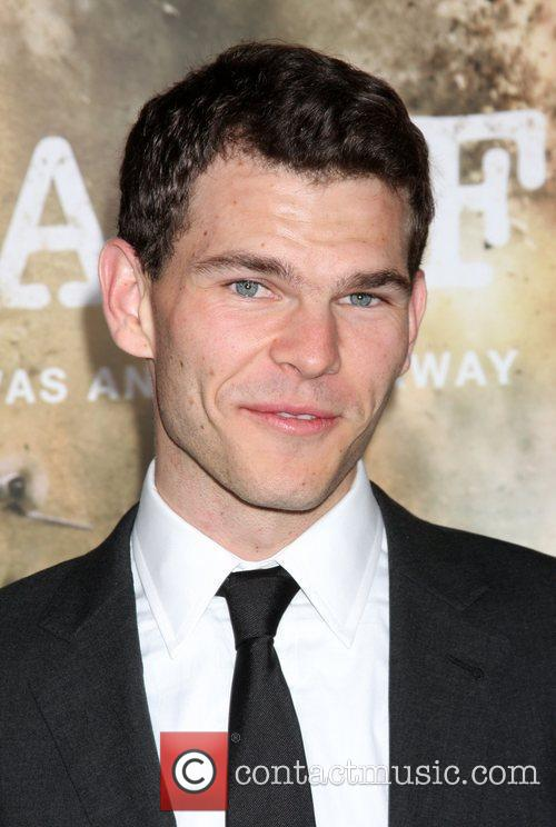 Josh Helman Los Angeles Premiere of HBO's new...