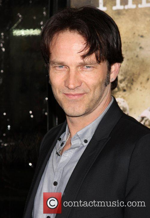 Stephen Moyer and Hbo 1