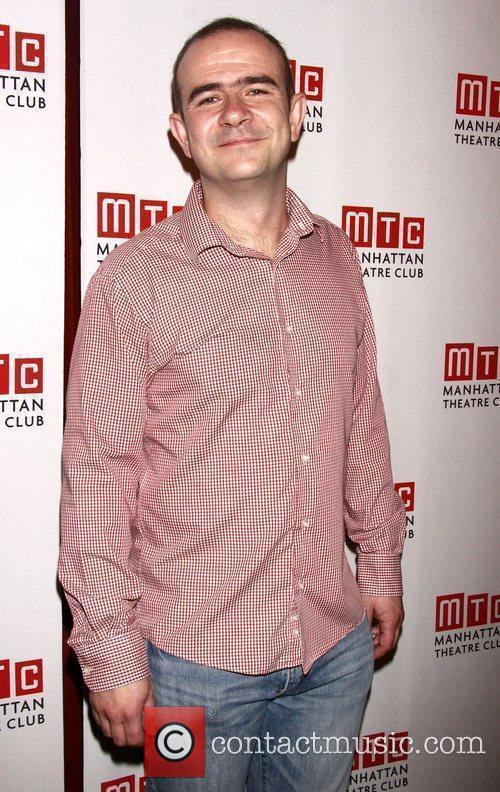 Christopher Connel The opening night of the Broadway...