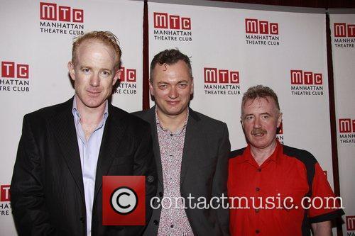 Ian Kelly, Michael Hodgson and David Whitaker The...