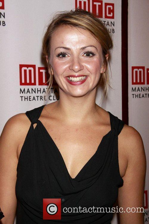 Lisa McGrillis The opening night of the Broadway...