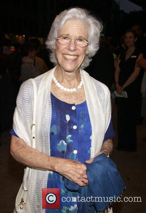 Frances Sternhagen The opening night of the Broadway...