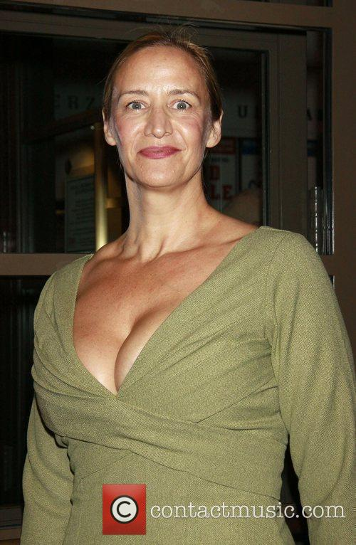 Janet McTeer The opening night of the Broadway...