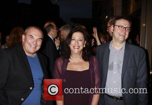 Max Roberts, Lynne Meadow and Lee Hall The...