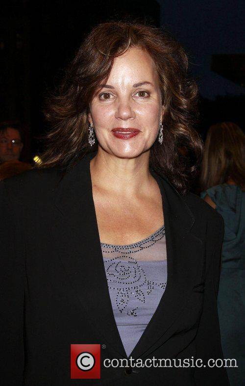 Margaret Colin The opening night of the Broadway...