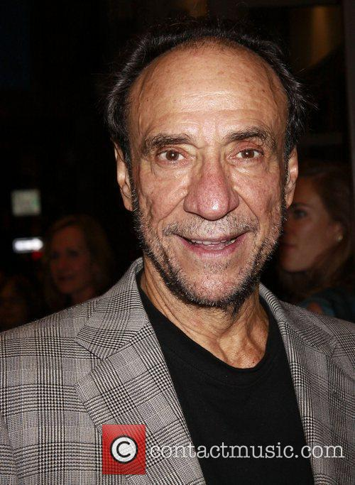 F. Murray Abraham The opening night of the...