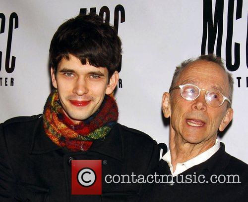 Ben Whishaw and Joel Grey 4