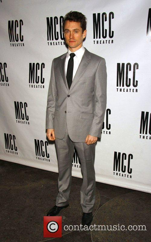 Hugh Dancy Opening night after party for the...