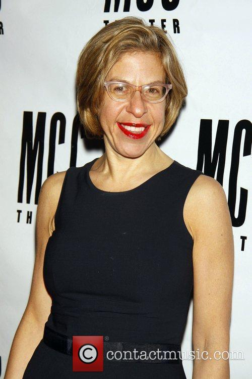 Jackie Hoffman Opening night after party for the...