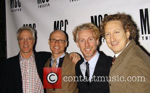 Robert Lupone, Will Cantler, Blake West, and Bernard...
