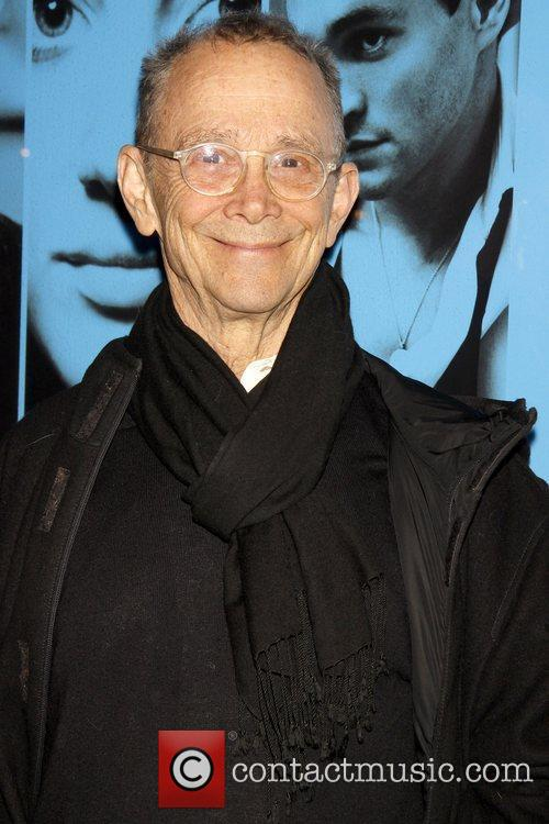 Joel Grey Opening night of the Off-Broadway play...