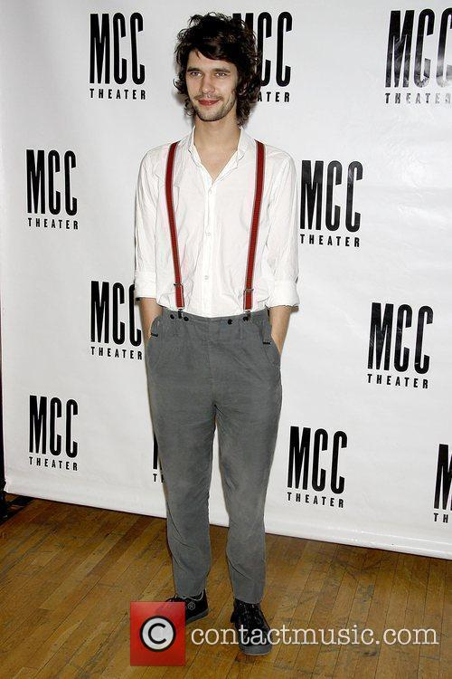 Ben Whishaw Photocall for MCC Theater's newest production,'The...