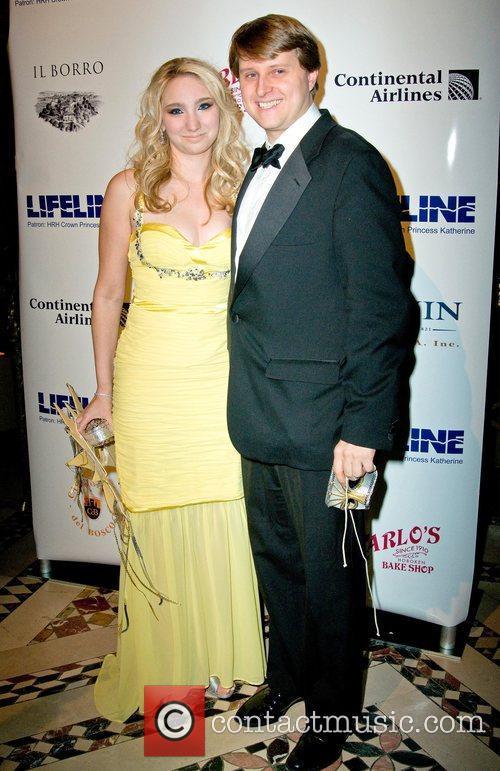 Andrea Catsimatidis and Cristopher Nixon Cox The Princess...