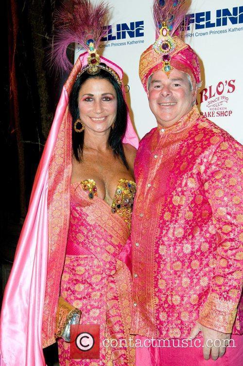 Guests The Princess Ball Mardi Gras Masquerade Gala...