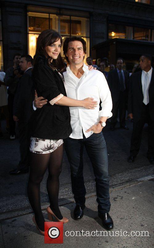 Cinema Society Screening of 'The Romantics' at AMC...