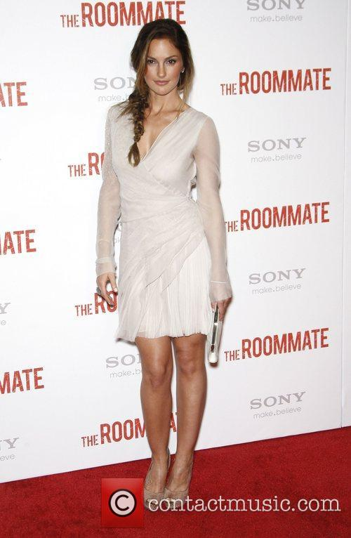 Minka Kelly 'The Roomate' Los Angeles Special Screening...