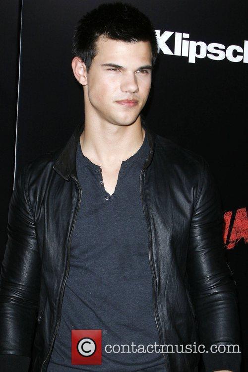 Taylor Lautner Los Angeles Premiere of 'The Runaways'...
