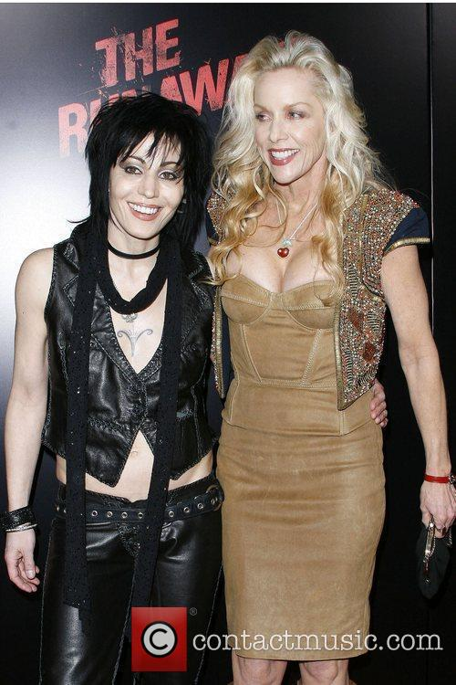 Joan Jett and Cherie Currie 7