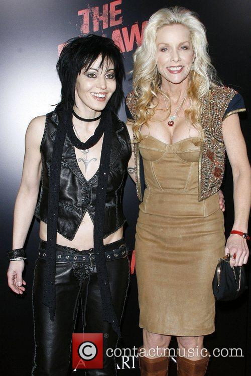 Joan Jett and Cherie Currie 3