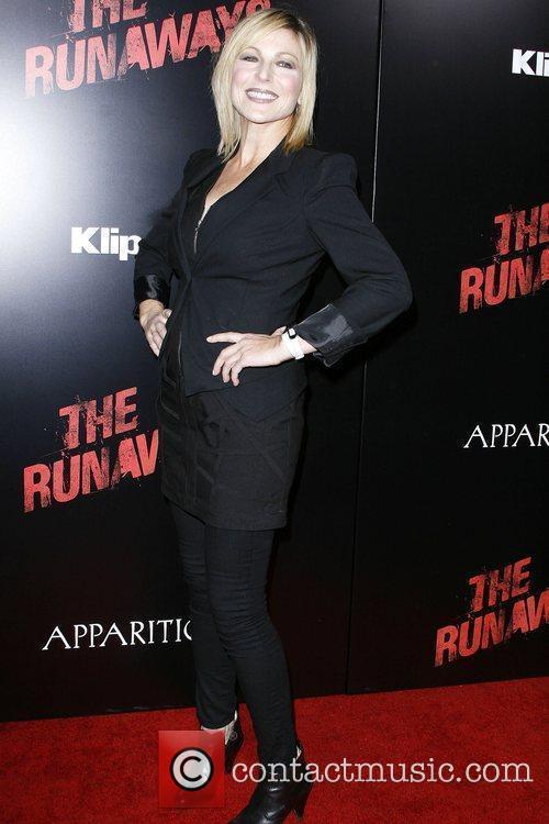 Tatum O'Neal Los Angeles Premiere of 'The Runaways'...