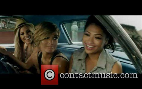 Mollie King, Frankie Sandford, The Music, The Saturdays and Vanessa White 2