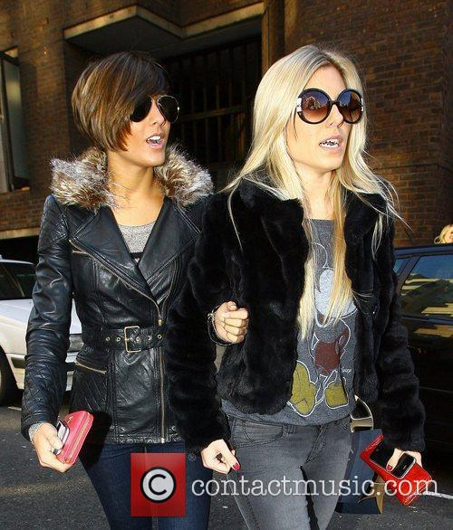 Frankie Sandford, Mollie King and The Saturdays 10