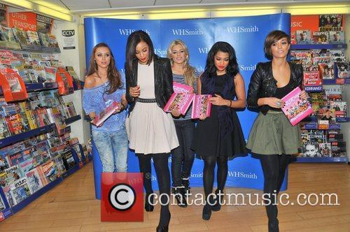 Una Healy, Mollie King, Rochelle Wiseman, The Saturdays, Vanessa White
