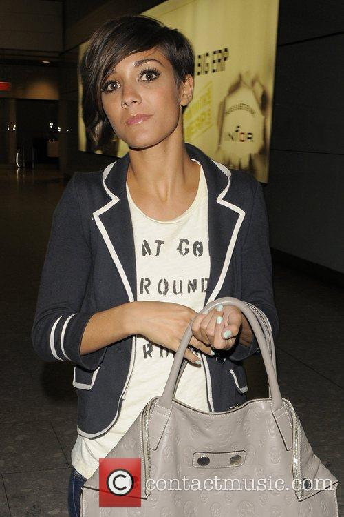 Frankie Sandford and The Saturdays 2