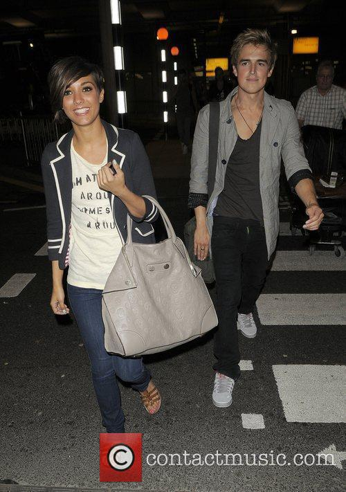 Frankie Sandford, Mcfly, The Saturdays and Tom Fletcher 7