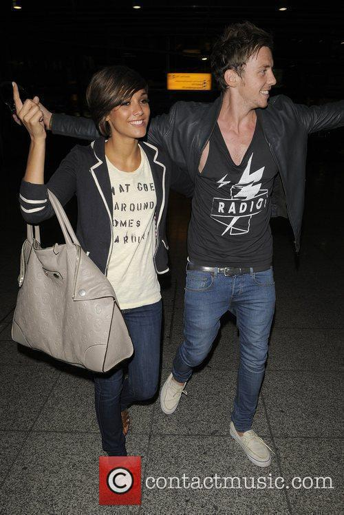 Frankie Sandford, Danny Jones, McFly and The Saturdays 5