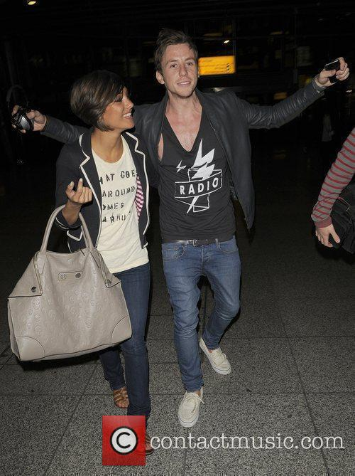 Frankie Sandford, Danny Jones, McFly and The Saturdays 1