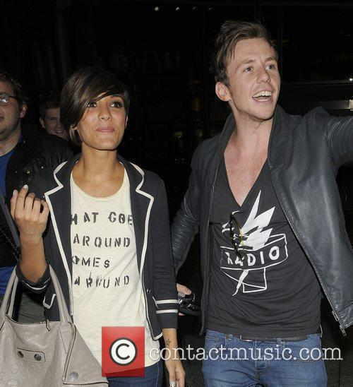 Frankie Sandford, Danny Jones, McFly and The Saturdays 7