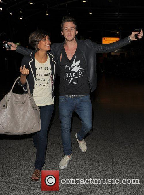 Frankie Sandford, Danny Jones, McFly and The Saturdays 19