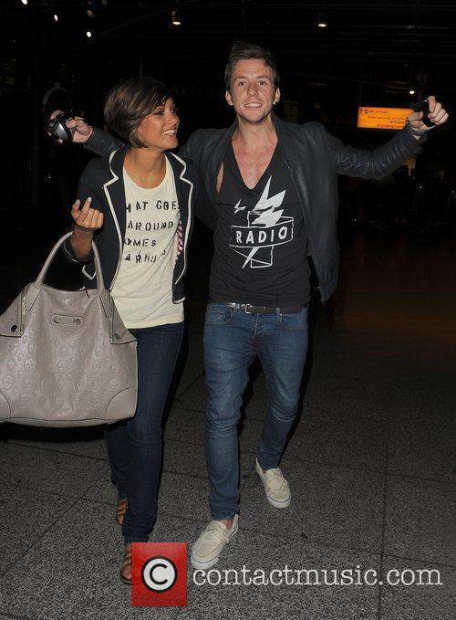Frankie Sandford, Danny Jones, McFly and The Saturdays 11