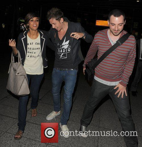 Frankie Sandford, Danny Jones, McFly and The Saturdays 9
