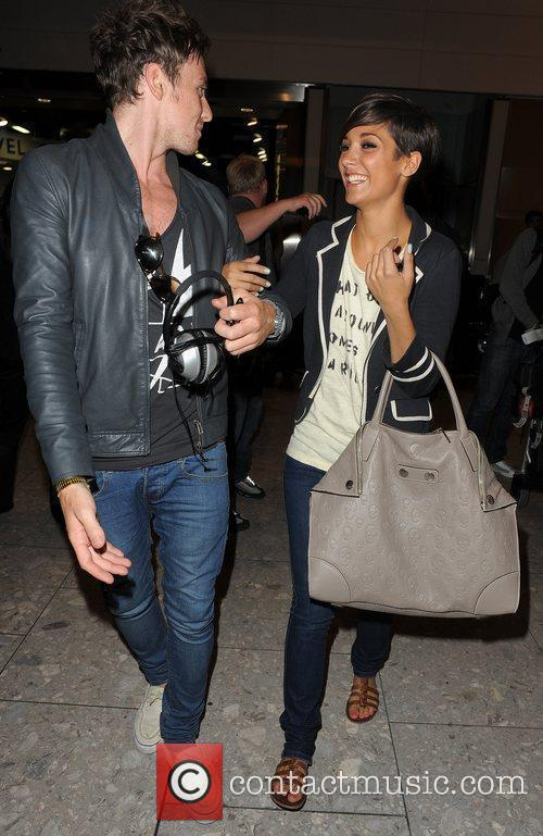 Frankie Sandford, Danny Jones, McFly and The Saturdays 4