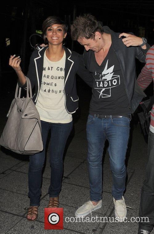 Frankie Sandford, Danny Jones, McFly and The Saturdays 13