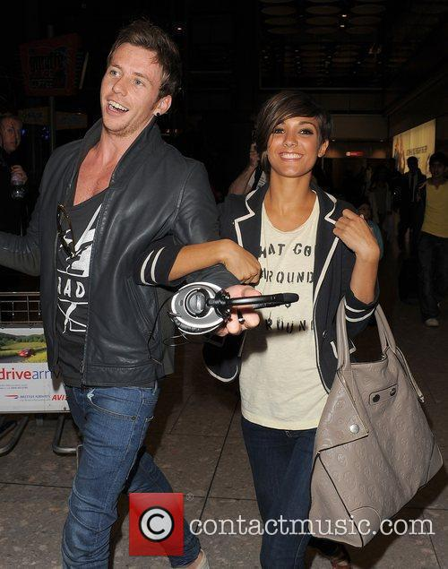 Frankie Sandford, Danny Jones, McFly and The Saturdays 10