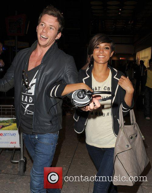 Frankie Sandford, Danny Jones, McFly and The Saturdays 18