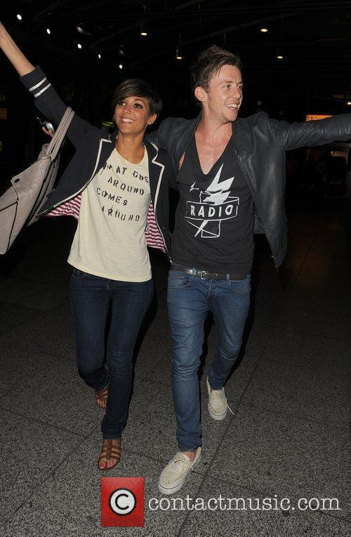 Frankie Sandford, Danny Jones, McFly and The Saturdays 15