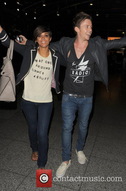 Frankie Sandford, Danny Jones, McFly and The Saturdays 12