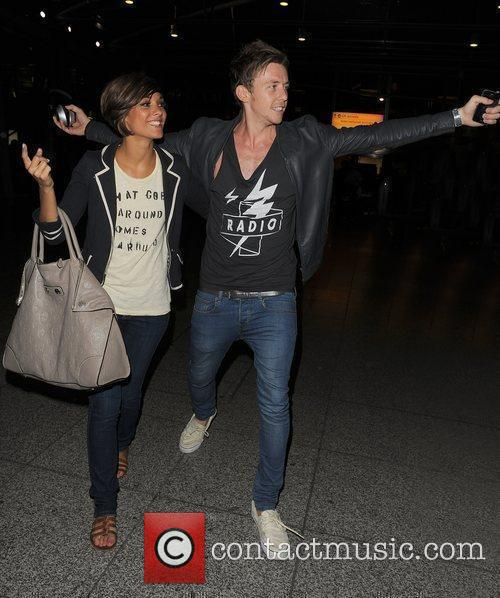 Frankie Sandford, Danny Jones, McFly and The Saturdays 2
