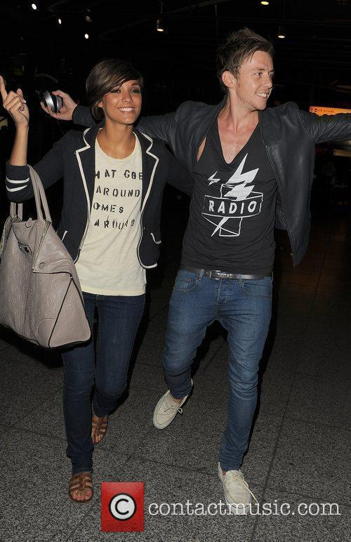 Frankie Sandford, Danny Jones, McFly and The Saturdays 17