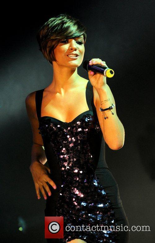 Frankie Sandford and The Saturdays 4