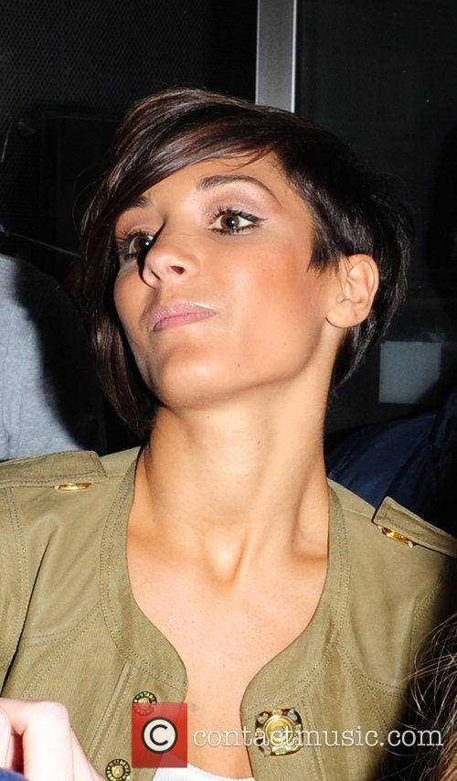 Frankie Sandford and The Saturdays 6