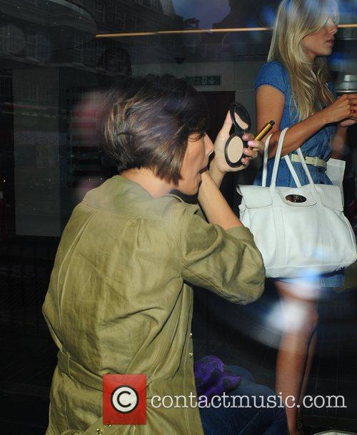 Frankie Sandford and The Saturdays 8