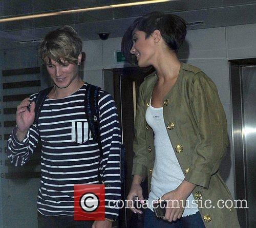Frankie Sandford, Dougie Poynter and The Saturdays 3