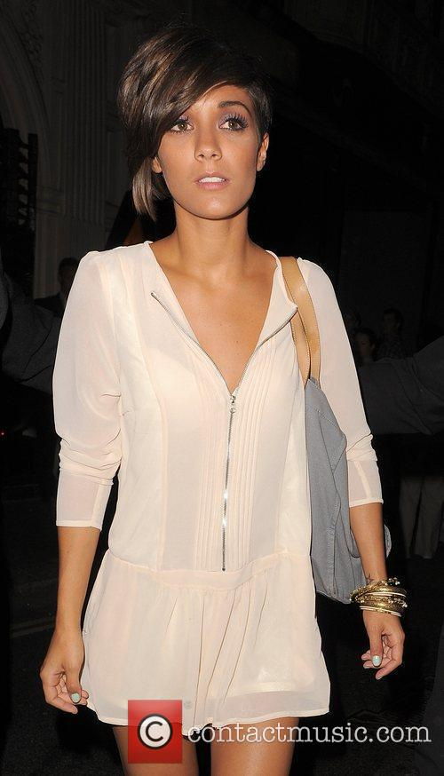 Frankie Sandford and The Saturdays 1
