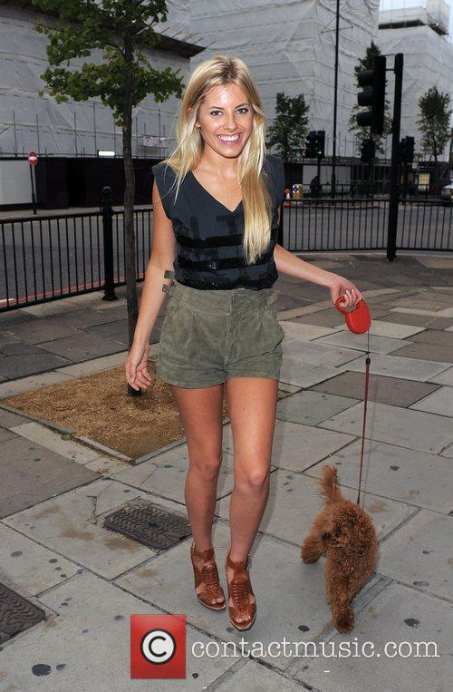 Mollie King, The Band, The Saturdays